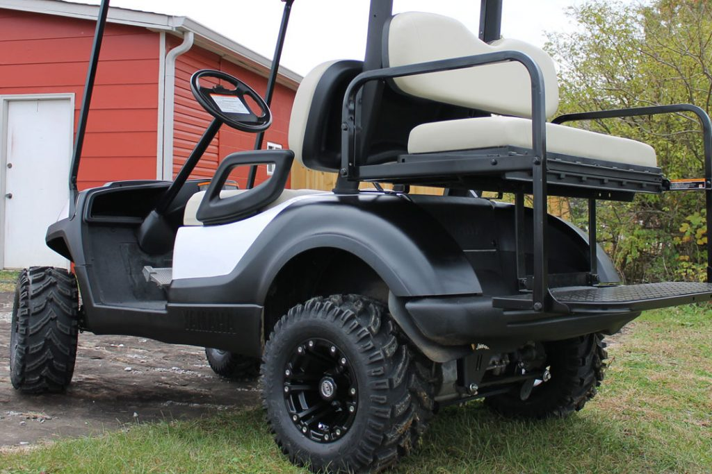 Off Road Electric Golf Cart 187 Mcculley S Golf Cars