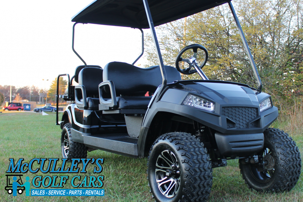 Down Payment Calculator >> Yamaha Drive Six Passenger Golf Cart Build » McCulley's Golf Cars