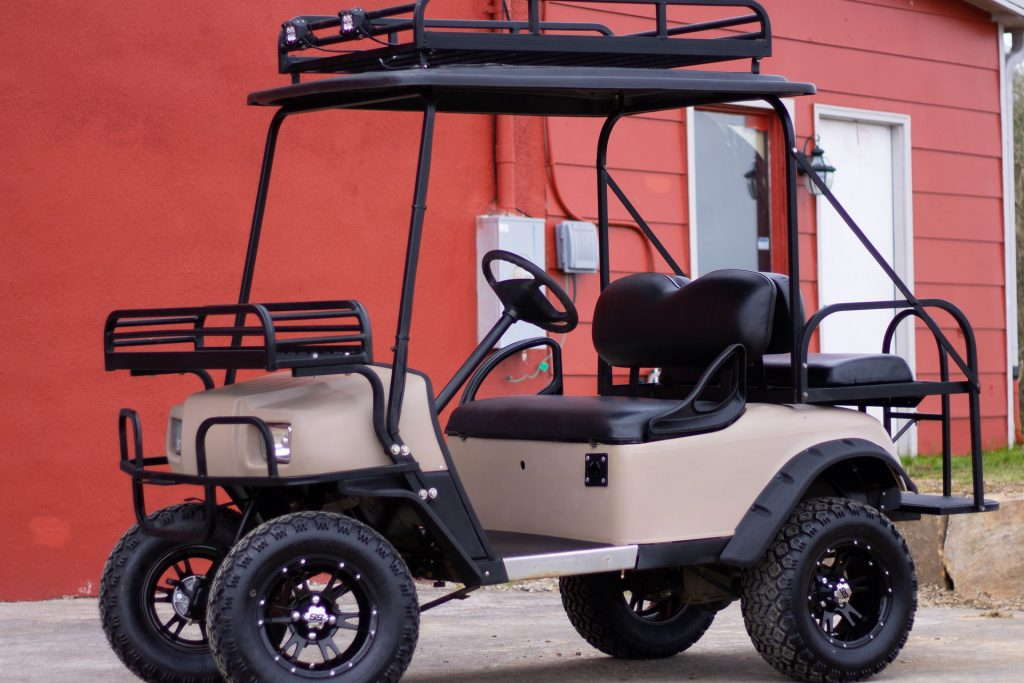 Golf Cart Accessories Mcculley S Golf Cars